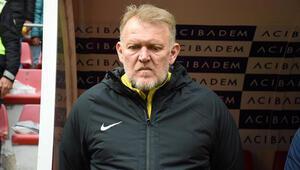 Prosinecki: Ligde kalacağımıza inanıyoruz