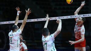 Ziraat Bankası 3-1 Bursa Büyükşehir Belediyespor