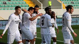 Akhisarspor 0-2 Fatih Karagümrük
