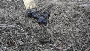 Baraj kıyısında patlamamış 3 adet el bombası bulundu