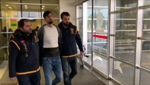 İstanbulda yakalanan cinayet zanlısı tutuklandı