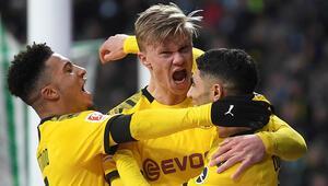 Werder Bremen 0-2 Borussia Dortmund
