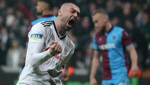 Beşiktaşın serisi sürdü Son 11 maç...
