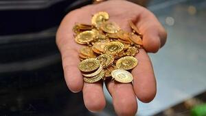 İnternette çeyrek altın fiyatında büyük rekor 560 TLye dayandı