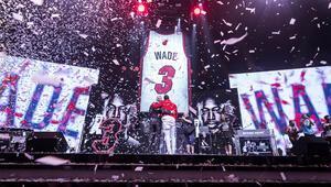 Miami Heat, Wadein formasını emekliye ayırdı