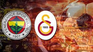 Derbi ilk 11leri belli oldu Fenerbahçe Galatasaray maçı saat kaçta