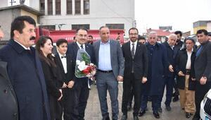 AK Parti Beytüşşebap İlçe Başkanı Adıyaman, güven tazeledi