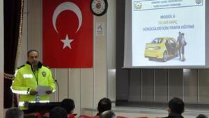 Otobüs kazalarının önlenmesi için seminer