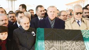 Erdoğanın eski doktoruna veda
