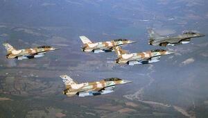 İsrailden Gazzede farklı noktalara hava saldırısı