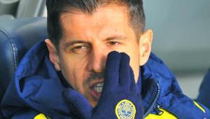 Emre Belözoğlunun derbi sözleri: Benim için en zor maç...