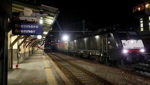 Avusturya, Kovid-19 salgını nedeniyle İtalyadan tren seferlerini durdurdu
