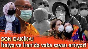 Corona Virüsü: İran, Çin ve İtalyada son durum