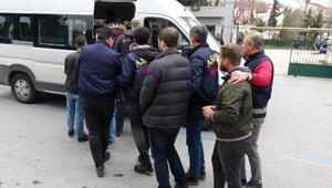 Mersinde yasa dışı bahis operasyonu: 13 gözaltı