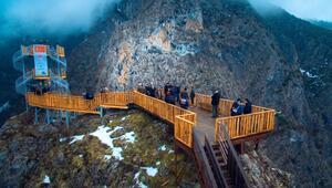 Valla Kanyonuna üç katlı seyir terası