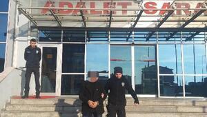 Dövüp silahla ateş eden şüpheli tutuklandı