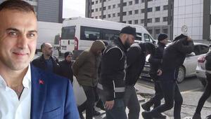 Son dakika haberler... Altuğ Verdiyi şehit eden polis İsmail Hakkı Sarıcaoğlu FETÖden de tutuklandı