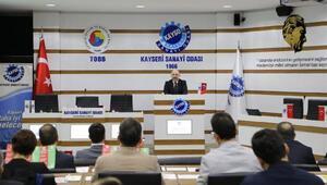 KAYSO üyelerine istihdam odaklı faaliyetlerle ilgili bilgilendirme yapıldı