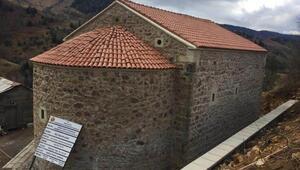 Orduda Muzadere Kilisesi restore edildi