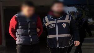 Didimde evlerden hırsızlığa 1 tutuklama