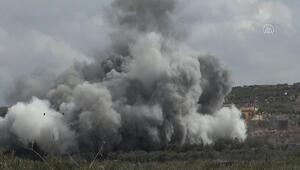 Son dakika haberler: Rus savaş uçakları, İdlibde hava saldırısı düzenliyor