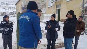 Konyada, 4.5lik deprem sonrası 10 hasarlı bina tespit edildi