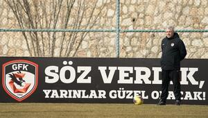 Gaziantep FKyı zorlu maçlar bekliyor Önümüzdeki 3 maç...