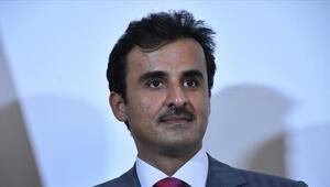 Katar Emiri Temimden Ürdüne ziyaret