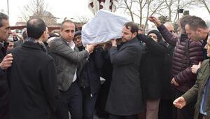 Bakan Berat Albayrak İ.Ü. Cerrahpaşa Rektörünün annesinin cenaze törenine katıldı