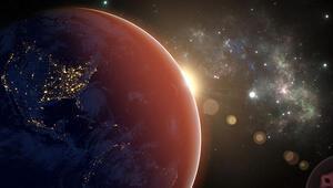 Jüpiterden 10 kat daha büyük genç bir gezegen keşfedildi