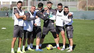 Alanyasporda Beşiktaş mesaisi sürüyor