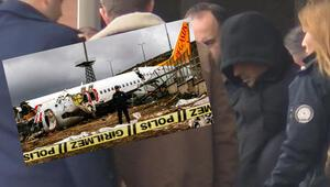 Son dakika haberler: Sabiha Gökçendeki uçak kazası ilgili yeni gelişme