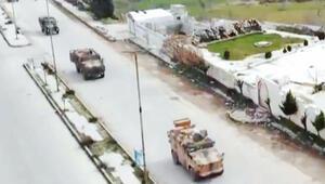 İdlib'de M-4 hamleleri