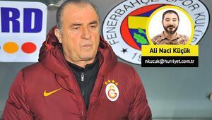 Fatih Terimden Fenerbahçe maçına özel totem