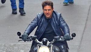 Corona virüs Tom Cruiseu da vurdu: Venedikte film çekimi durduruldu