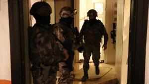 Son dakika haberi Pendikte 79 adrese uyuşturucu operasyonu