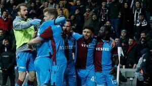 Trabzonsporda forma rekabeti başarıyı getirdi