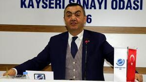 KAYSO Başkanı Büyüksimitci: Çine ithalatı kısıtlayan pazarlara, Türkiye alternatif olmalı