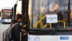 Başkentte konservatuvar öğrencilerine ücretsiz ulaşım kolaylığı