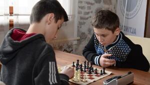 Altındağın satranç şampiyonları belli oldu