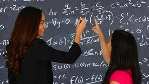 Dört küçük öğrenci dünya matematiğinin zirvesinde