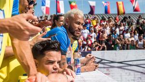 Neymar Jr ile Brezilya'da tanışma şansı Türkiyeye özel video...