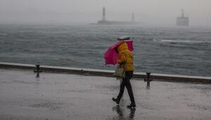 Son dakika haberleri... İstanbul Valiliği fırtına uyarısı yaptı