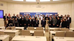 Uluslararası Öğrenci Buluşması, Gaziantepte tanıtıldı