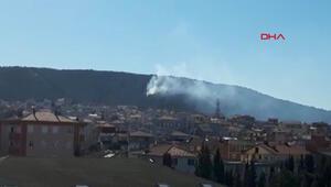 Son dakika haberi Sultanbeylide orman yangını