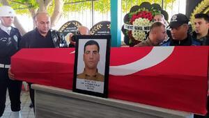 KKTC Sahilinde cesedi bulunan bekçi toprağa verildi