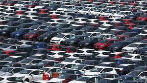 Avrupada otomotiv pazarı daraldı