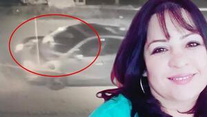 Ümmünün feci ölümü Çarpan otomobilin sunroofundan içeri düştü