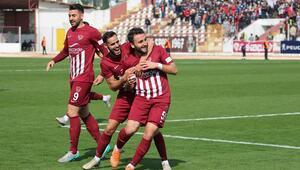 Hatayspor: 1 - Osmanlıspor: 0