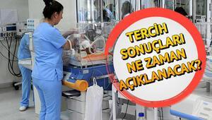 Sağlık Bakanlığı personel alımı yerleştirme sonuçları ne zaman KPSS 2020/4 tercih sonuçları açıklandı mı
